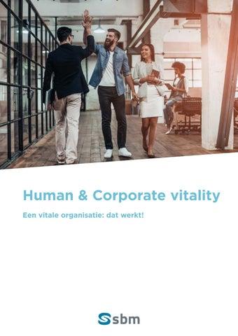 SBM Human & Corporate vitality