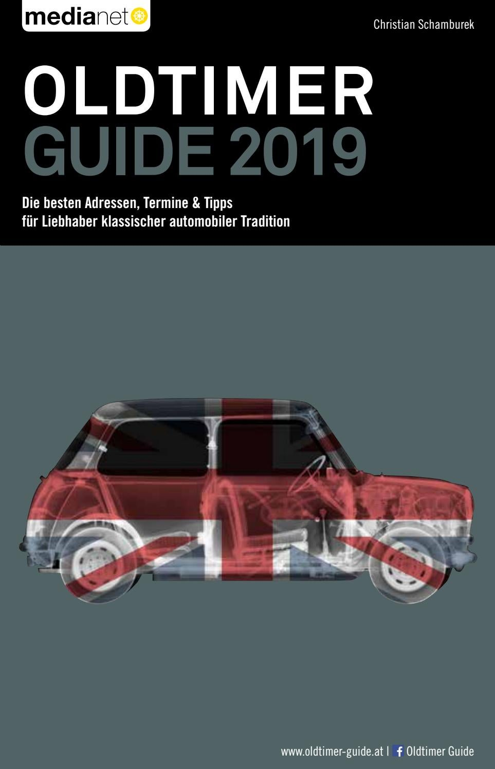 Oldtimer Guide 2020 by medianet issuu