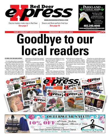 Red Deer Express – Red Deer News
