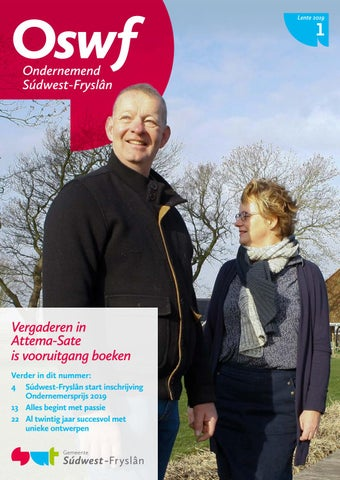 Ondernemend Súdwest-Fryslân maart 2019
