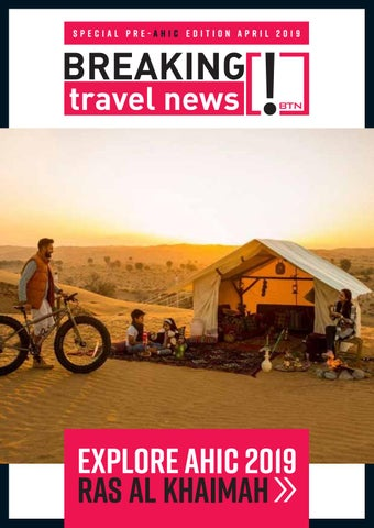 Breaking Travel News Special Edition – Arabian Hotel Investment Conference 2019