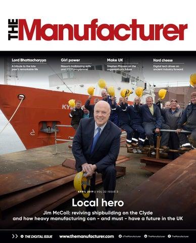 The Manufacturer April 2019