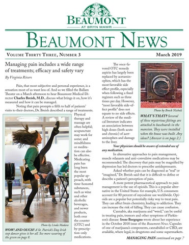Beaumont News March 2019