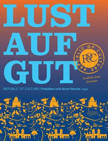 LUST AUF GUT Magazin | Potsdam Nr. 142