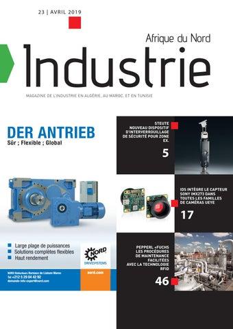 Industrie Afrique du Nord | 23 - Avril 2019