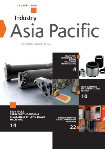 Industry Asia Pacific | 29 - April 2019