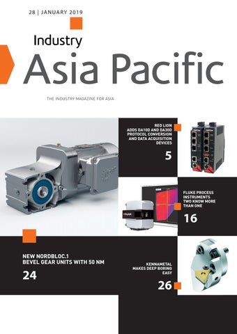 Industry Asia Pacific | 28 - January 2019
