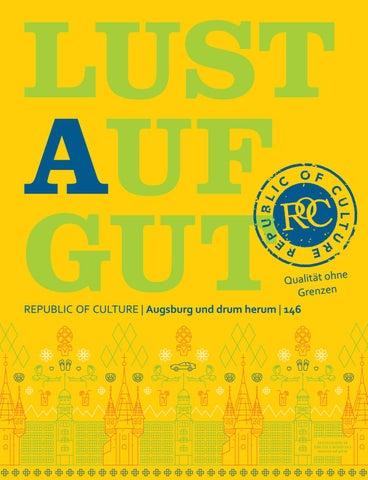 LUST AUF GUT Magazin | Augsburg Nr. 146