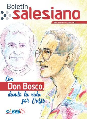 Boletín Salesiano, abril de 2019