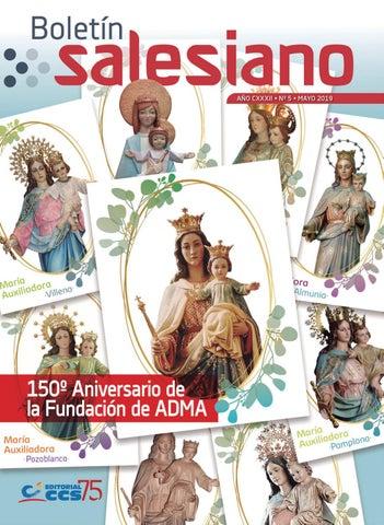 Boletín Salesiano, mayo de 2019