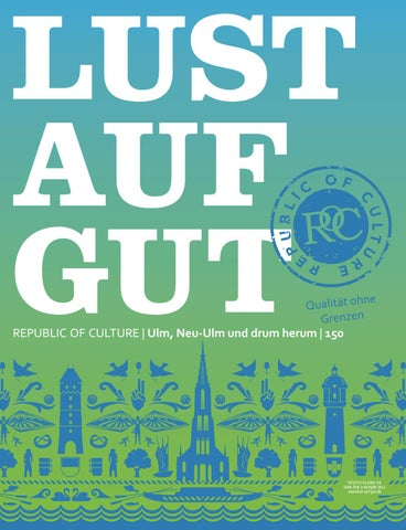 LUST AUF GUT Magazin | Ulm Nr. 150