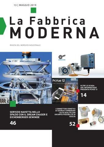 La Fabbrica Moderna  | 13 - Maggio 2019