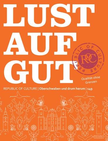 LUST AUF GUT Magazin | Oberschwaben Nr. 149
