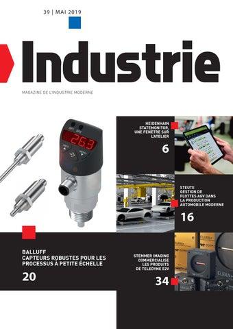 Industrie | 39 - Mai 2019