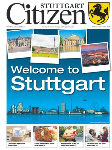 The Citizen - Welcome to Stuttgart Edition 2019-2020