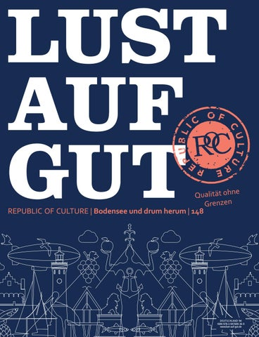 LUST AUF GUT Magazin | Bodensee Nr. 148