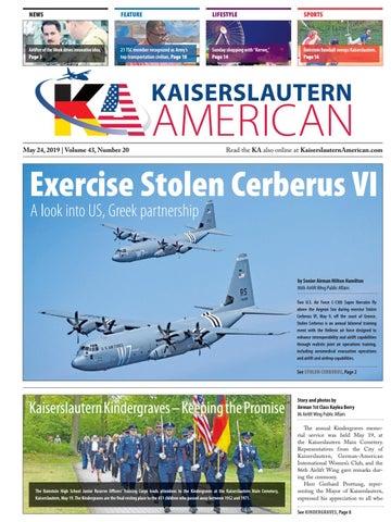 Kaiserslautern American — May 24, 2019