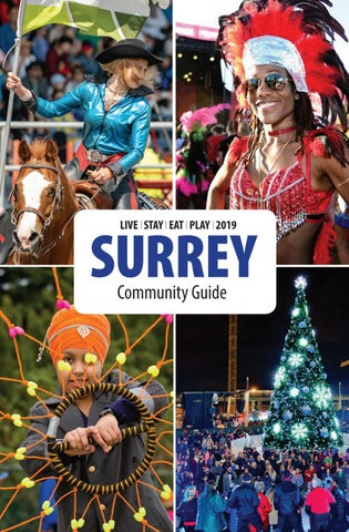 Surrey Community Guide 2019