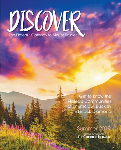 Discover the Plateau - Summer 2019