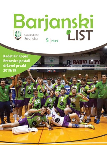 Barjanski list maj 2019