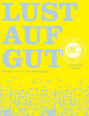 LUST AUF GUT Magazin | Hamburg Nr. 152