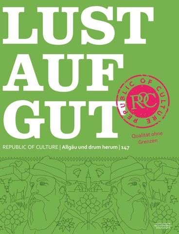 LUST AUF GUT Magazin | Allgäu Nr. 147