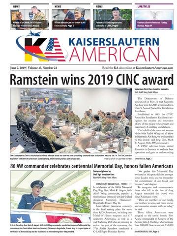 Kaiserslautern American — June 7, 2019