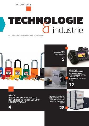 Technologie & Industrie | 04 - Juni 2019