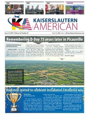 Kaiserslautern American — June 14, 2019