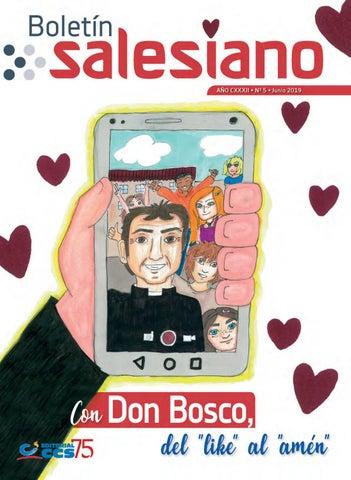 Boletín Salesiano, junio de 2019