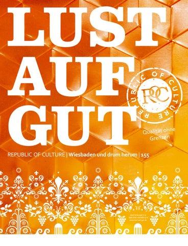 LUST AUF GUT Magazin | Wiesbaden Nr. 155
