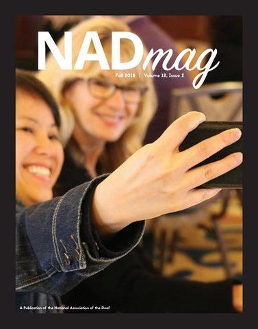 NADmag Fall 2018