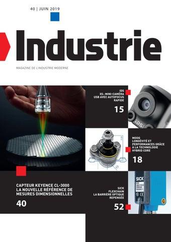 Industrie | 40 - Juin 2019