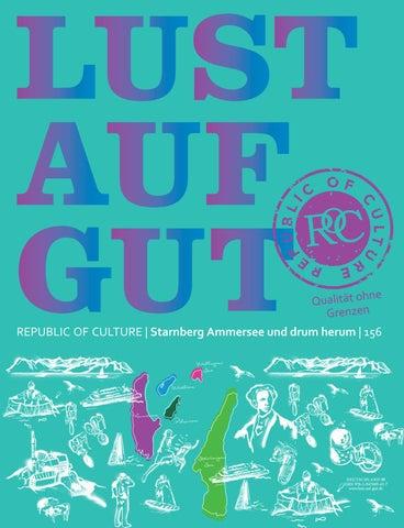 LUST AUF GUT Magazin | Starnberg Ammersee Nr. 156