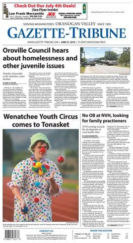 Okanogan wa newspaper