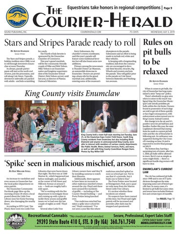 Print Editions Courier Herald