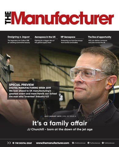 The Manufacturer July/August 2019