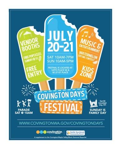 2019 Covington Days
