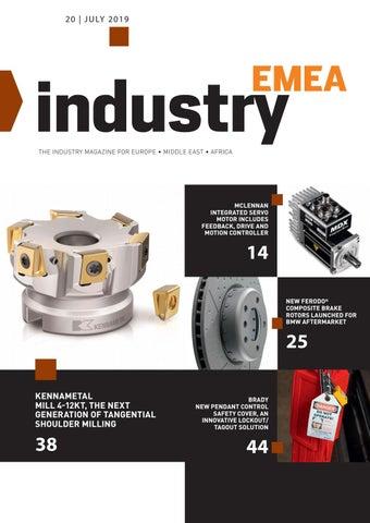 Industry EMEA | 20 - July 2019