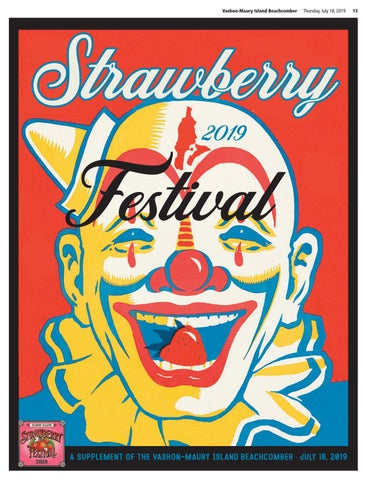 Maury-Vashon Island Strawberry Festival Guide 2019