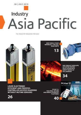 Industry Asia Pacific | 30 - July 2019