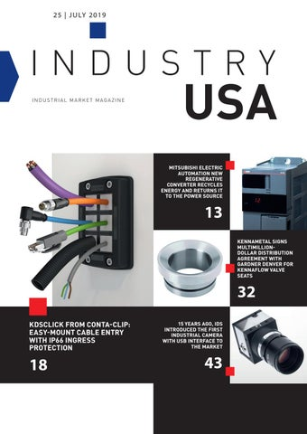 Industry USA | 25 - July 2019