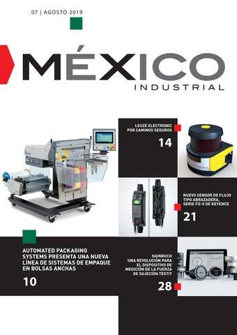México Industrial | 07 - Agosto 2019