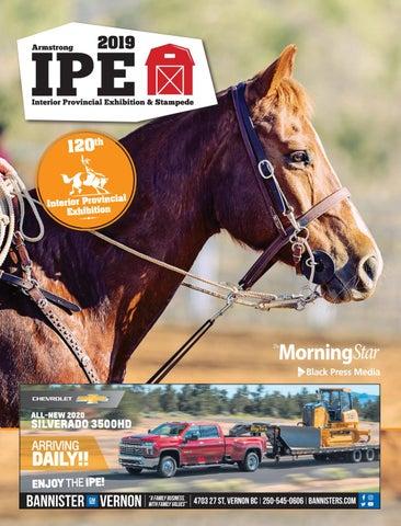 IPE 2019 Interior Provincial Exhibition Stampede
