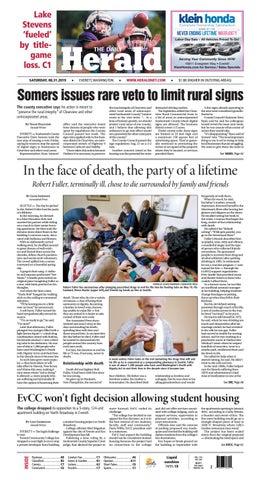 Print Editions | HeraldNet com