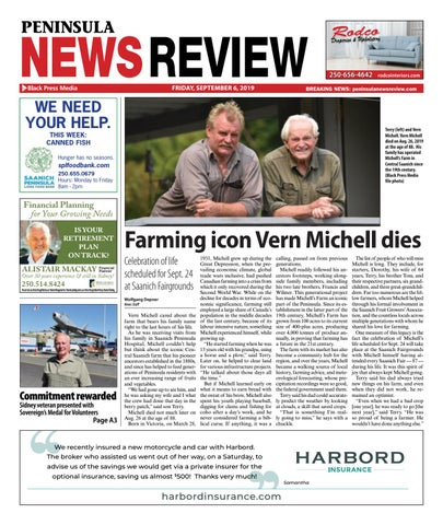 eEditions – Peninsula News Review