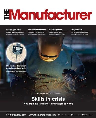 The Manufacturer September 2019