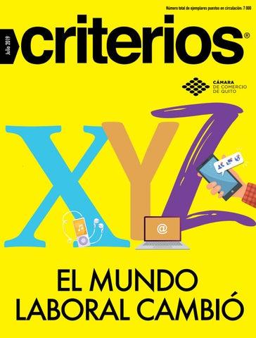 Revista Criteros Julio 2019