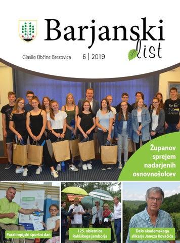 Barjanski list junij 2019