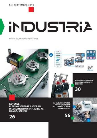 Industria | 14 - Settembre 2019